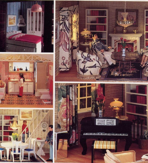 Lundby doll house inside pick