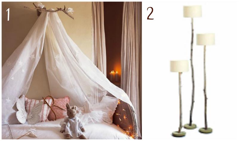 net hanger and lamp holder