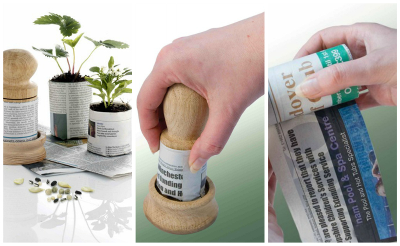 paper plants pot maker