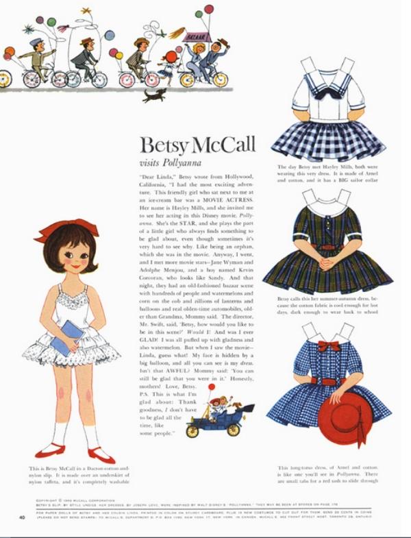betsy mccall polianna