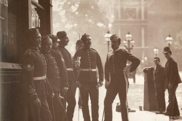 street life in london 1878