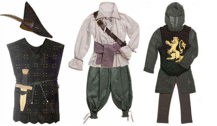 Chocolat show Purim costumes