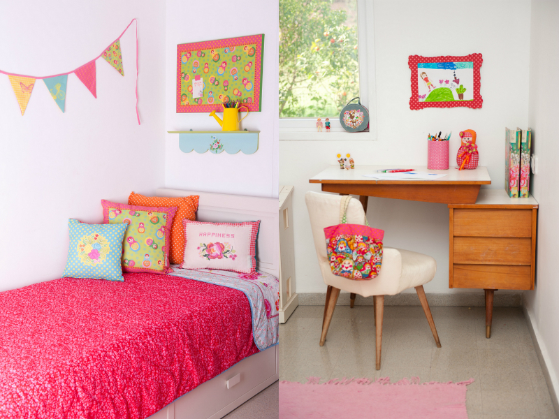 Kids rooms  tweelingen design