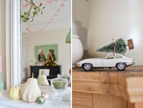 miniature vintage cars
