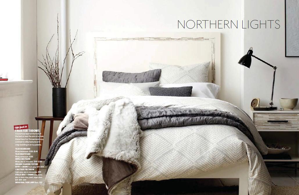 monochromatic bedrooms