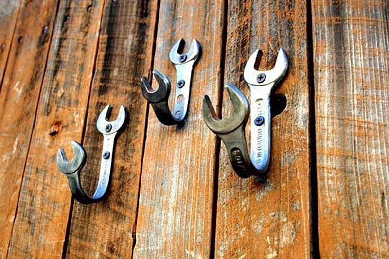 fun and creative hanging hooks