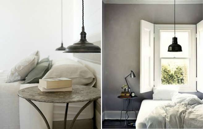 monochromatic bedrooms