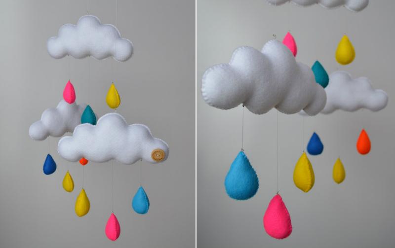 cloud themed design