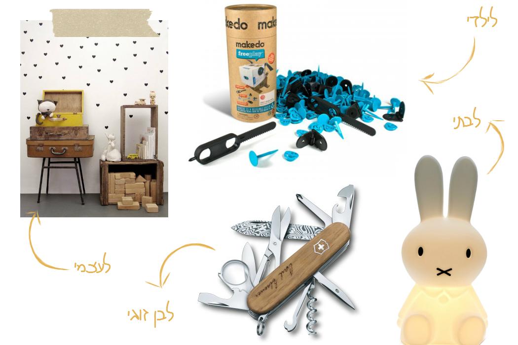 Efrat Yaffe gifts wish list