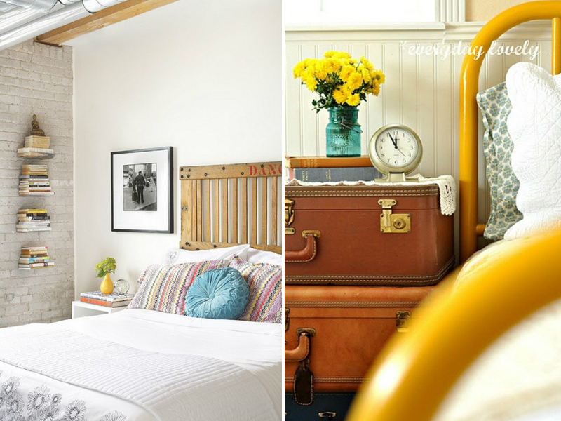 colourful bedrooms