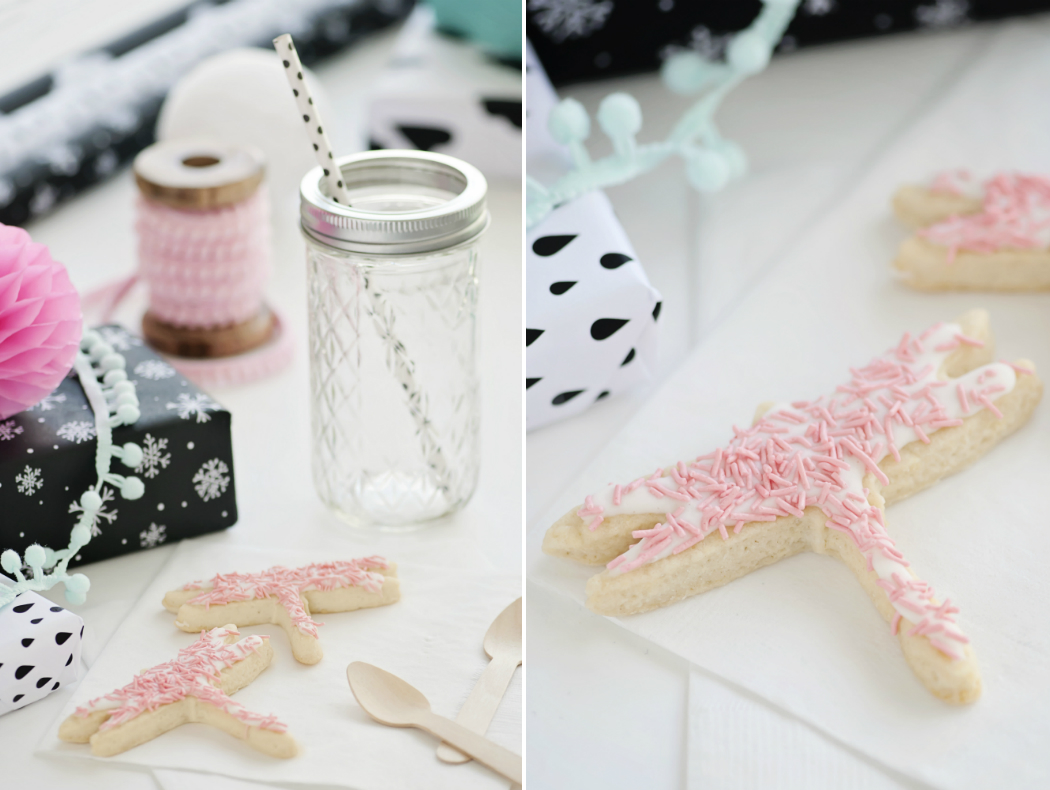 dragonfly butter cookies