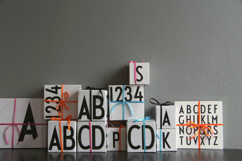 Design Letters and Friends