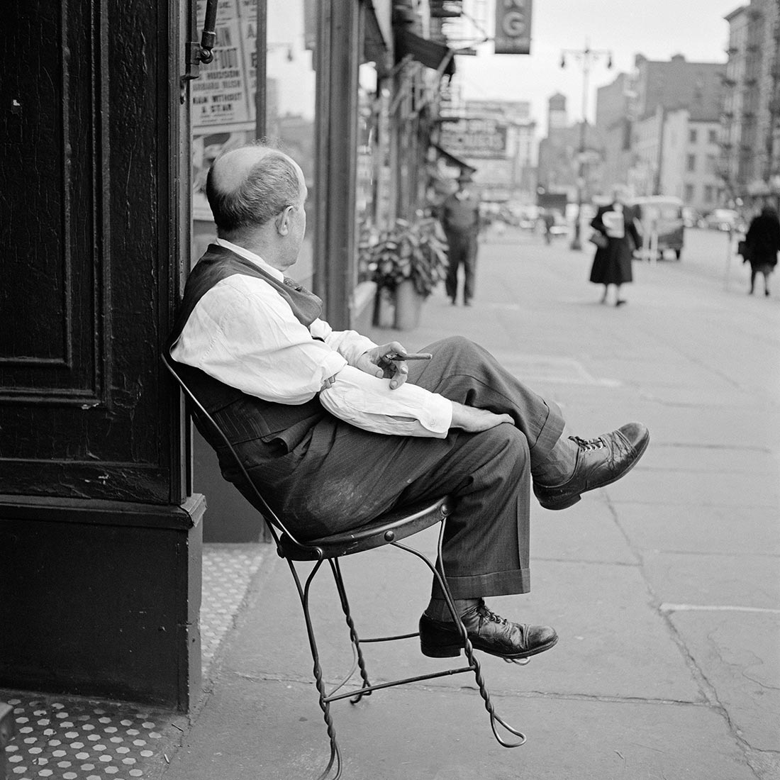 Vivien Maier  street photography