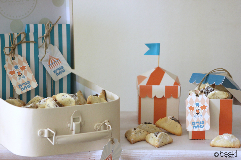 Beekit_Purim party design kit and ideas