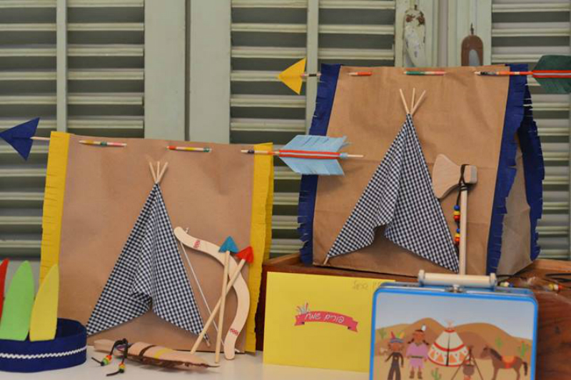 tipi tent cool original shalach manot idea purim