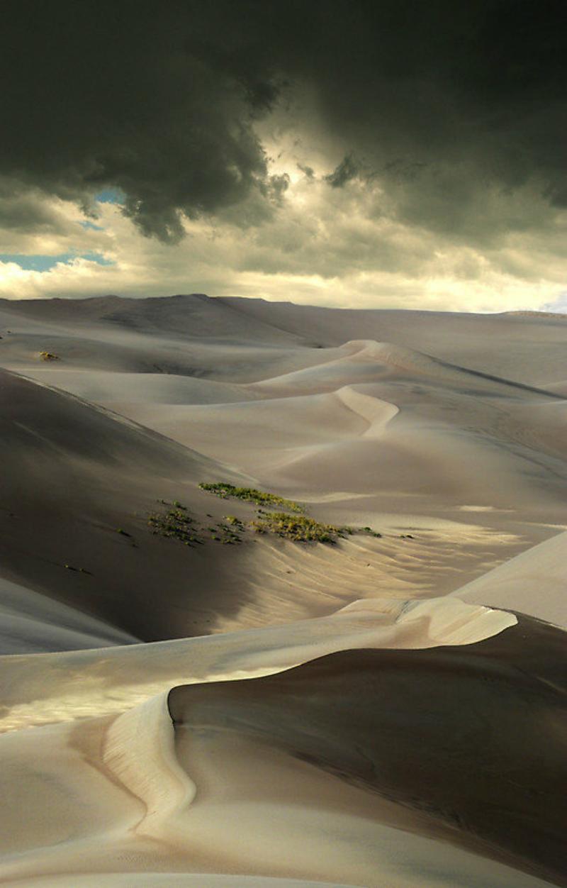 desert passover poem