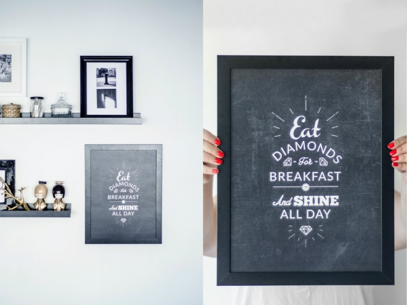 bedroom makeover and printable (9)