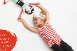 יצירה לילדים, עיצוב להורים