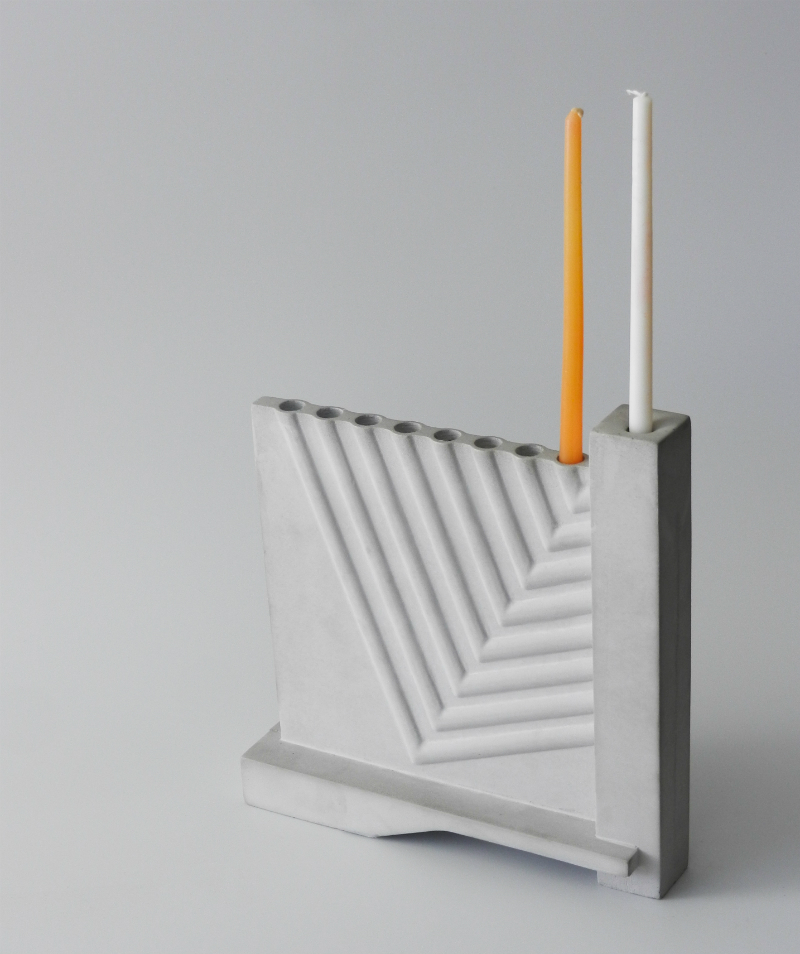hannukah designed gifts contemporary judaica