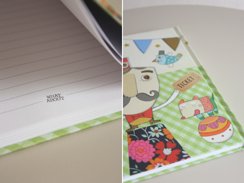 what about paper products notebook