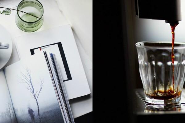 winter coffee Jan 2015 monthly mood board