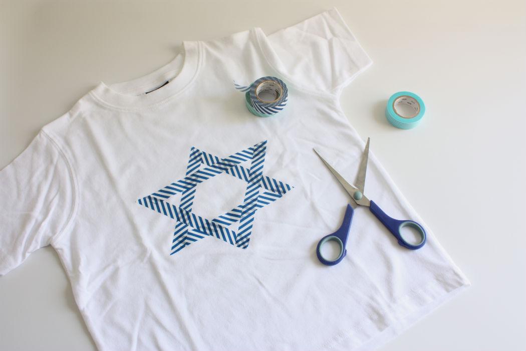 yom haatzmaut israeli independance day diy t shirt