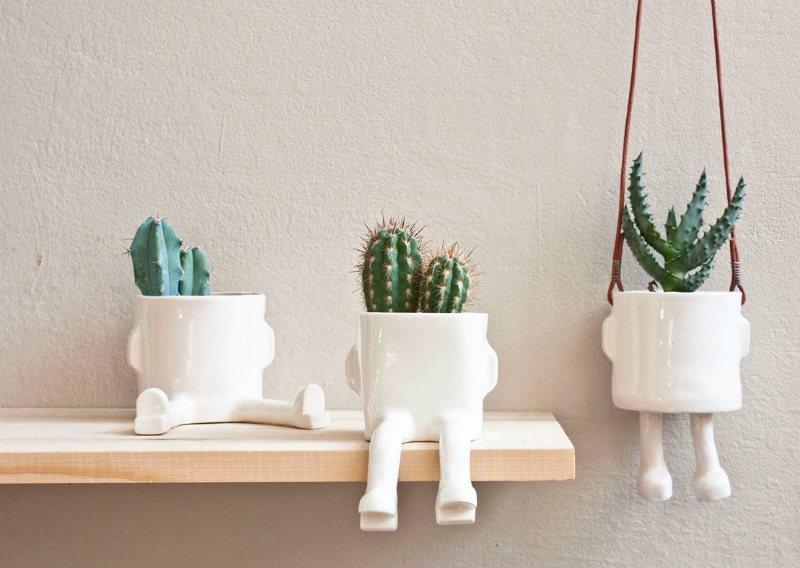 ceramic planters for cactus