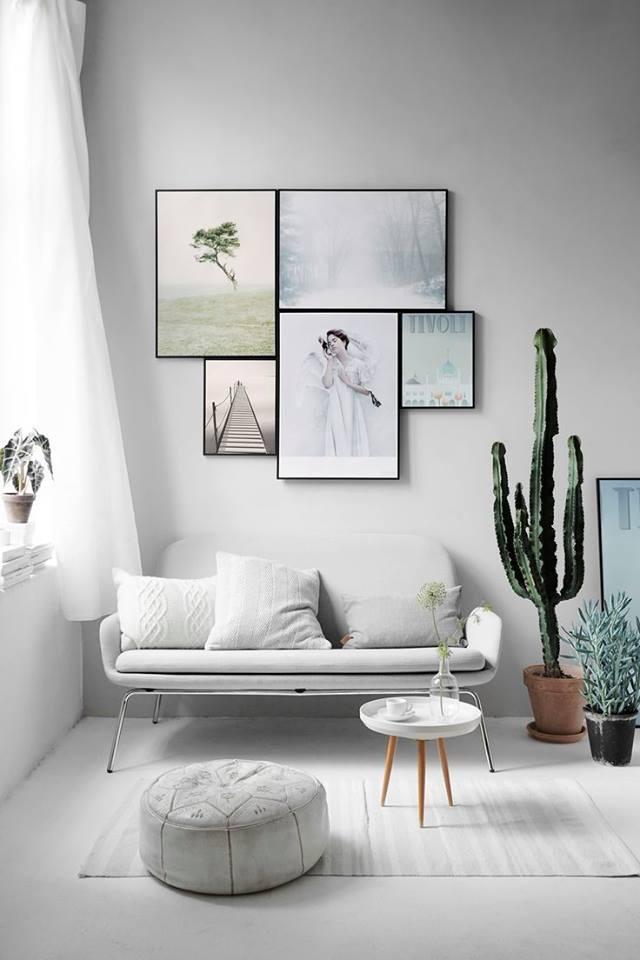 wall art display