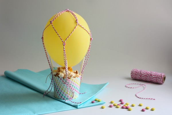 hot air balloon mishloach manot ideas for purim