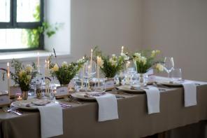 ארוח: שולחן חג בעין כרם