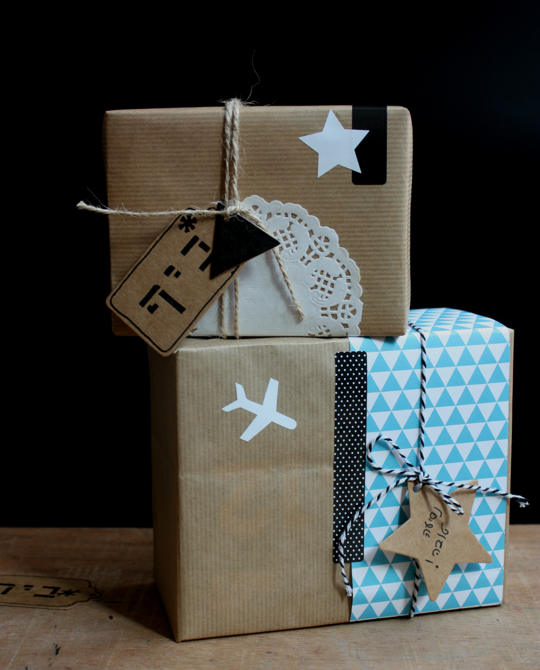 creative gift wrapping kits