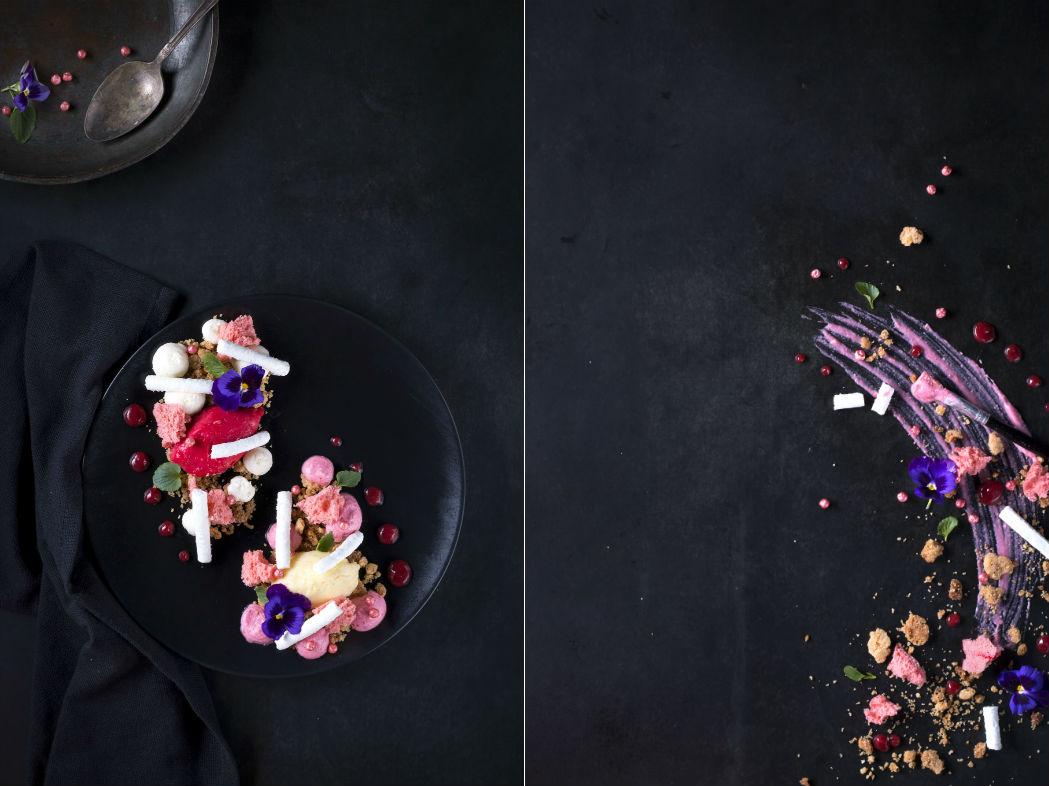 rosh hashana culinary production