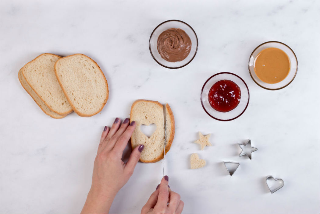 coffee and sandwiches entertainment diy idea