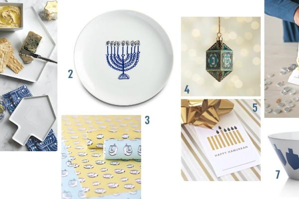 chanukah hostess gifts
