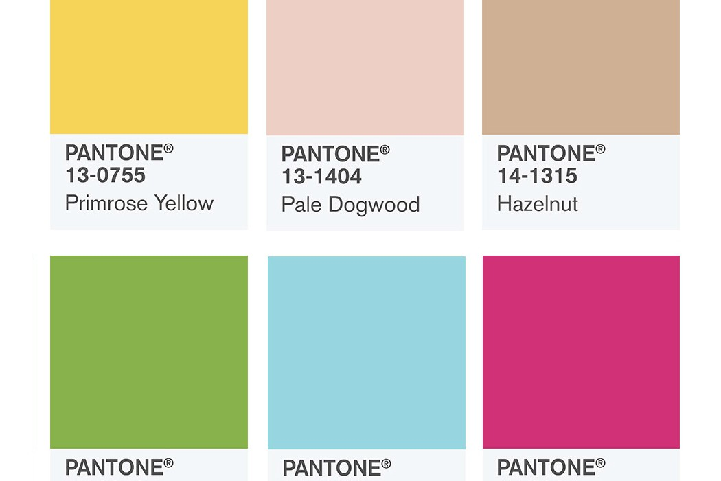 pantone colors summer 2017 - photo #7
