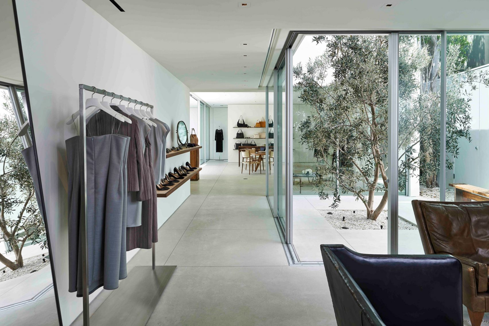 row store la interior design