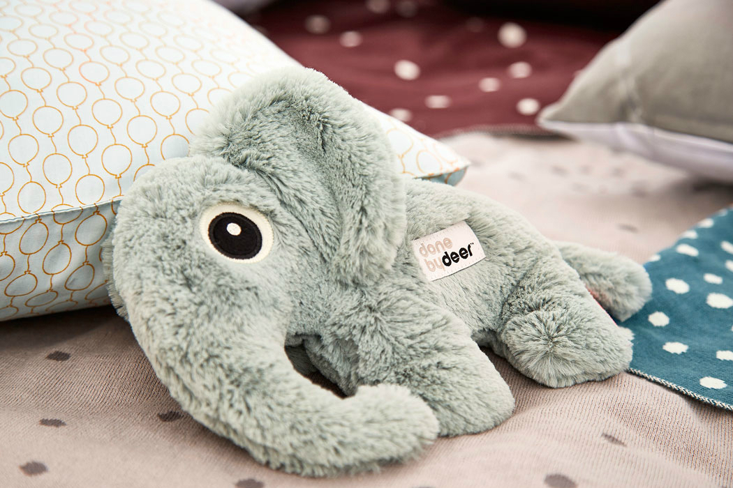 soft elephant animle