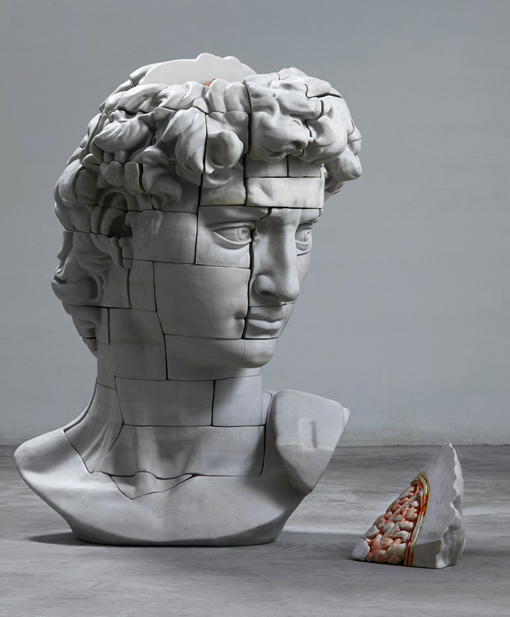 modern take on a classic style scuplture