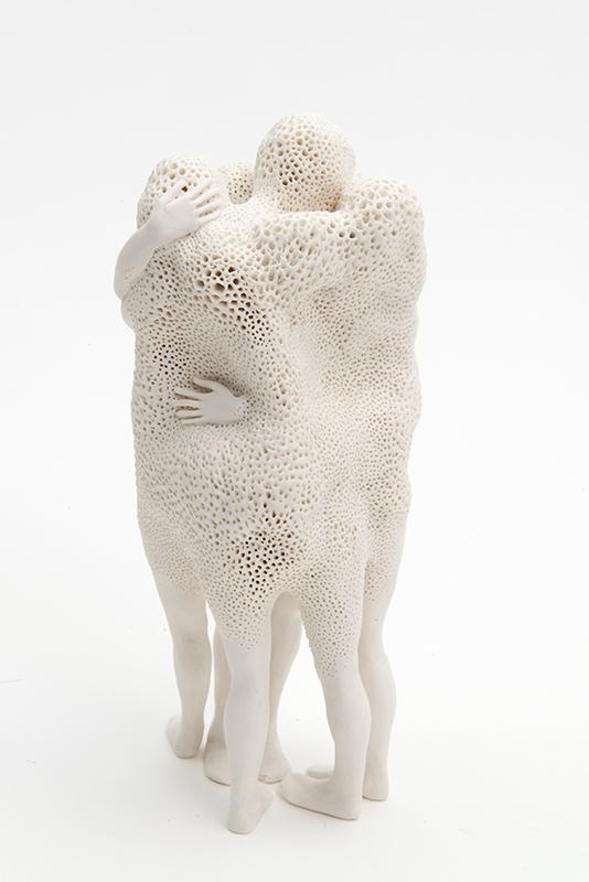 Claudia Fontes Ceramics 'Fungus' Sculptures