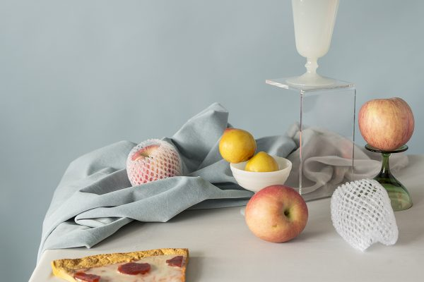 fake food by alexandrailyashov for gossamer mag