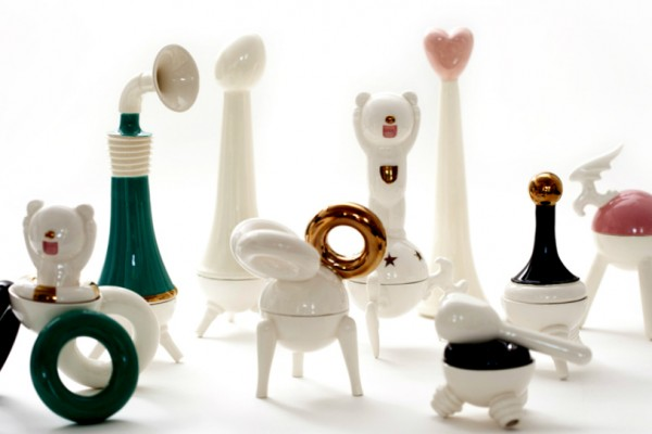 hertzel ceramic series