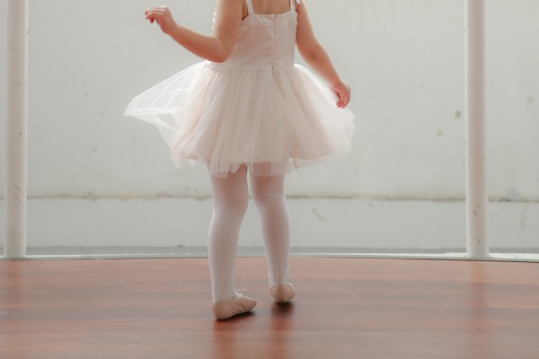 girls clothing inspired by ballet dancers little rainbow