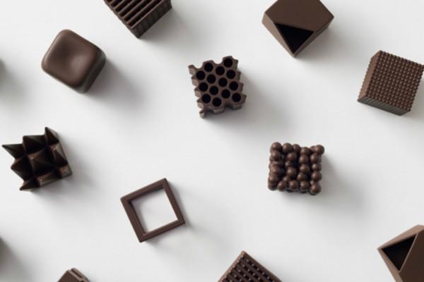 nendo chocolatexture