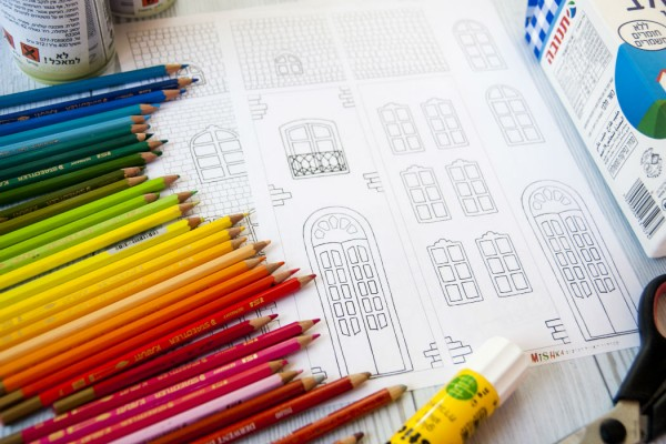 diy free printables create illustrated milk houses