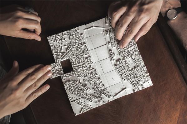 logiplaces concrete puzzle