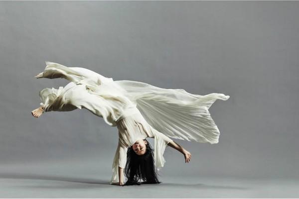 dancer modeling
