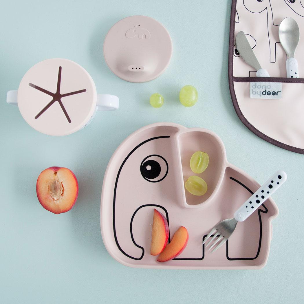 melamine eating set for babies