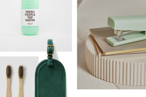 neo mint and emerald green gift guide 1