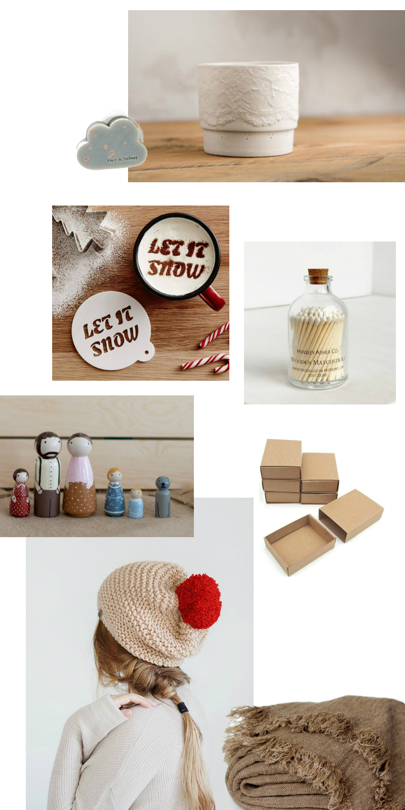 8 ETSY finds for a slow winter