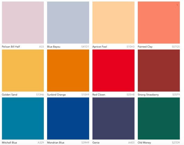 pantone color of the year 2019 living coral - color trends insight - efrat yaffe (75)